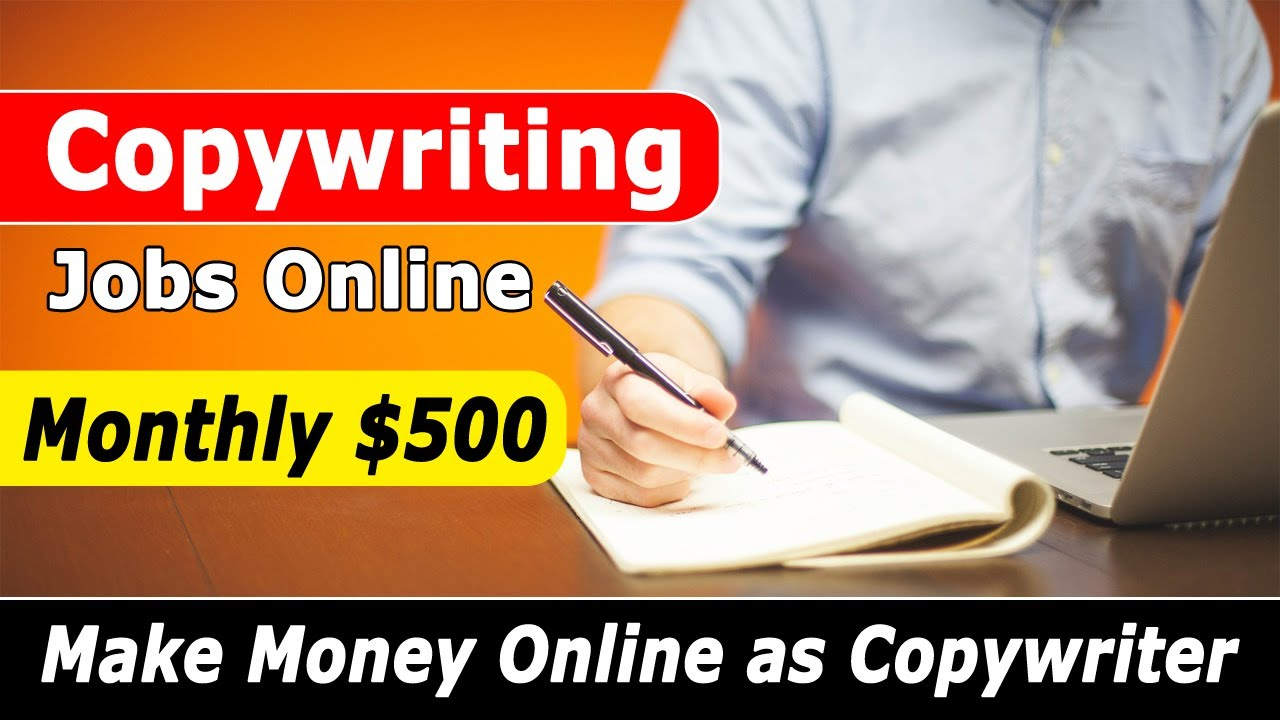 How to make money as a copywriter in Pakistan